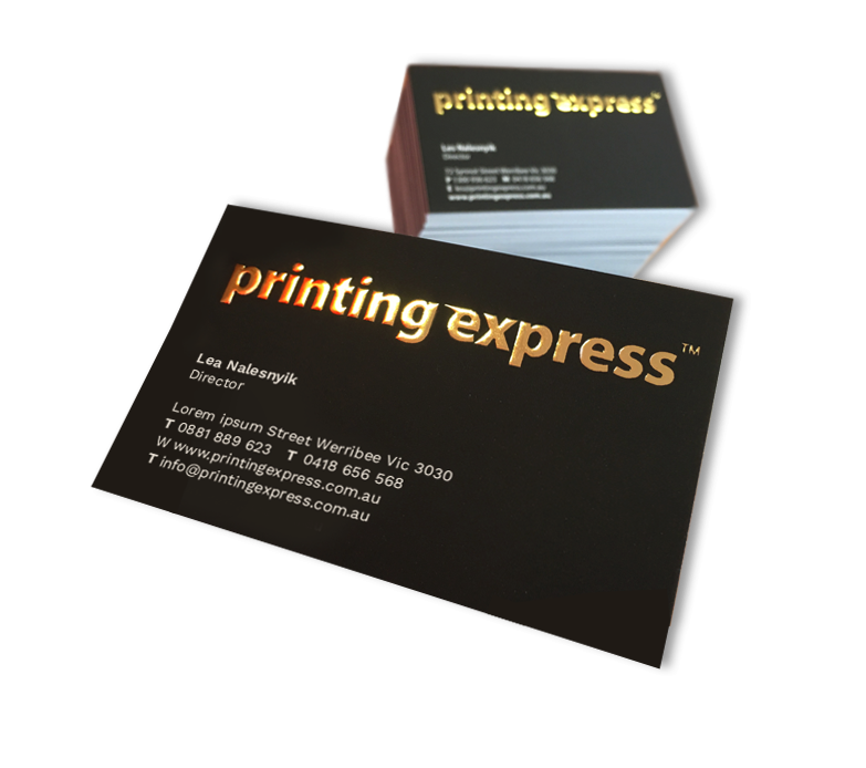Business Card Express